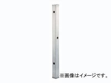 カクダイ ステンレス水栓柱(分水孔つき) 70角 品番:624-113 JAN:4972353007622