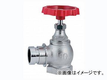 カクダイ 散水栓 90° 品番:652-711-65 JAN:4972353004027