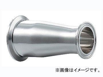 カクダイ ヘルール同芯レデューサー 2.5S×1.5S 品番:691-08-EXC JAN:4972353012718