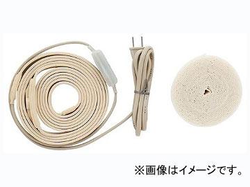カクダイ 凍結防止帯(パイロットランプつき) 15m 品番:698-05-15 JAN:4972353043057