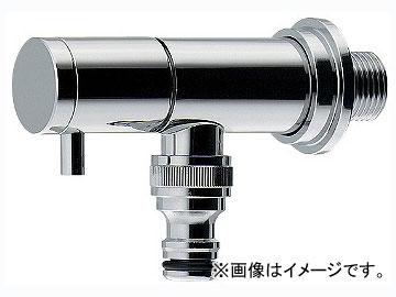 カクダイ ガーデン用水栓 品番:701-322-13 JAN:4972353007677