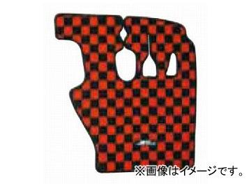 ジェットイノウエ モデル着用 注目アイテム NEWハローマット レッド ブラック ニッサンUD フレンズコンドルPK 半額 4t 増トン PW 2010年11月~
