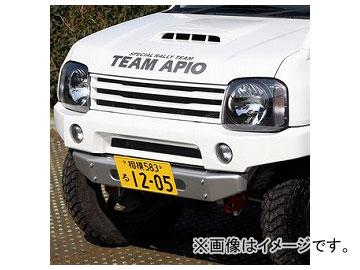 アピオ/APIO タクティカルフロントグリル 品番:3033-55 スズキ ジムニー JB23 4型~