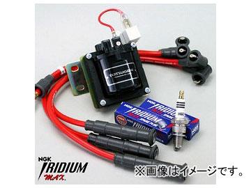 アピオ/APIO TOTSUGEKI 点火増強3点セット(イリジウムプラグMAX) 品番:2142-42R スズキ ジムニー JA11/71