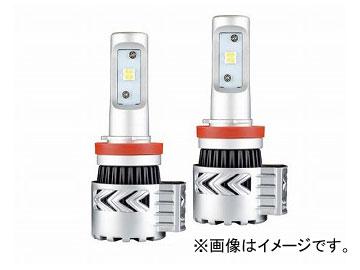エムイーコーポレーション JUPiTER High Power 36W/6000LM/6700k LEDバルブ Ver. I H9/H11 プラチナホワイト 品番:226319
