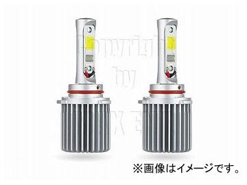 エムイーコーポレーション JUPiTER High Power 20W LEDバルブ Ver.II オールinワン(ドライバー内蔵式) HB4 6700k プラチナホワイト 品番:225514