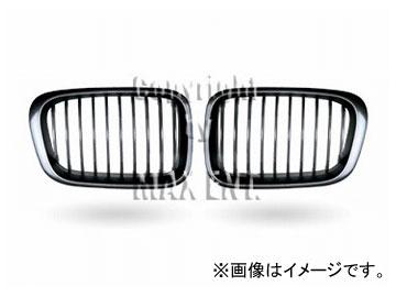 エムイーコーポレーション ZONE F-スタイルパフォーマンスルックグリル タイプ-1 品番:248117 BMW E46 3シリーズ ワゴン 1999年~2001年