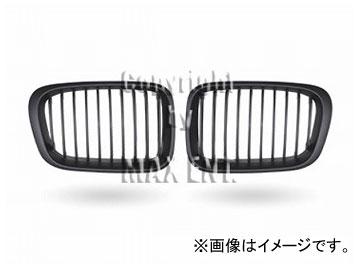市場 エムイーコーポレーション ZONE スポーツグリル タイプ-1 品番:248116 ブランド買うならブランドオフ 3シリーズ BMW 1999年~2001年 E46 セダン