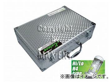 エムイーコーポレーション Kainos 日本車専用 S-タイプ HID H4 Hi/Lo 35W ヘッドライト/フォグライト用 HIDコンバージョンセット 6000k 品番:238504