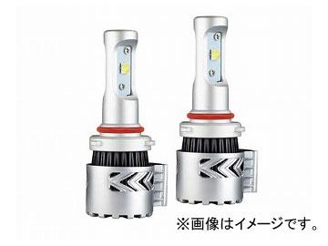 エムイーコーポレーション MAX Super Vision ハイパワー 36W/6000LM/6500k LEDフォグライトバルブ Evo.III H10 6500k ノーブルホワイト 品番:226380