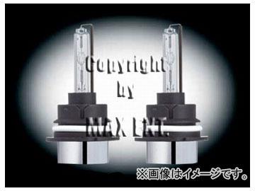エムイーコーポレーション MAX Super Vision HID Evo.III専用バルブ タイプ-3 6000k スーパーホワイト HB5 ハイ/ロー 12V 50W 品番:236662
