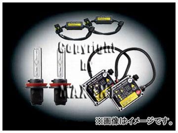 エムイーコーポレーション MAX Super Vision HID Evo.II 6000k 35W フォグライト用 H11 バルブ切警告灯対策専用セット 品番:238201 W245 Bクラス 2006年~