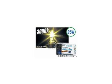 エムイーコーポレーション JUPiTER オールinワン(ノーマルバラスト)25W HIDコンバージョンキット H8/H9/H11/H16(TOYOTA) 3000k 品番:238858