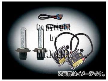 エムイーコーポレーション MAX Super Vision HID Evo.II 6000k 35W バルブ切警告灯対策専用セット 品番:236065 フォルクスワーゲン ジェッタ5 2006年~