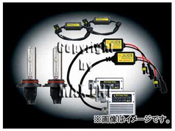 エムイーコーポレーション MAX Super Vision HID Evo.VII 6000k 35W フォグライト用 HB4 バルブ切警告灯対策専用セット 品番:239415 BMW E66 7シリーズ