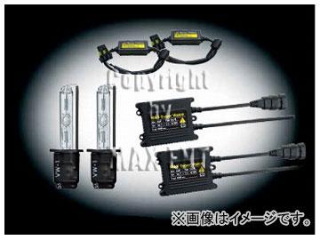 エムイーコーポレーション MAX Super Vision HID Evo.VI 6000k 25W フォグライト用 HB4 バルブ切警告灯対策専用セット 品番:238133 BMW E65 7シリーズ