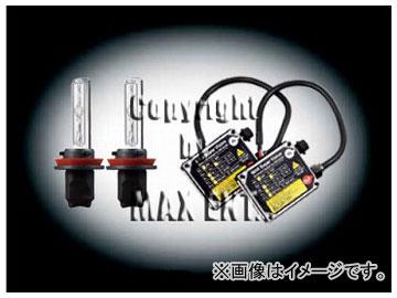 エムイーコーポレーション MAX Super Vision HID Evo.II 6000k 35W フォグライト用 H11 バルブ切警告灯対策専用セット 品番:239003 W245 Bクラス 2006年~