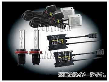 エムイーコーポレーション MAX Super Vision HID Evo.VI 6000k 25W フォグライト用 H11 バルブ切警告灯対策専用セット 品番:239135 W251 Rクラス