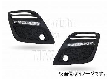 エムイーコーポレーション MAX Super Vision MAX-LEDデイタイムランニングライト付 フロントエアインテイク Type-2 品番:232738 ボルボ XC60