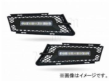 エムイーコーポレーション MAX Super Vision MAX-LEDデイタイムランニングライト付 フロントエアインテイク Type-2 品番:232708 BMW E91 3シリーズ ツーリング