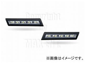 エムイーコーポレーション MAX Super Vision MAX-LEDデイタイムランニングライト付 フロントエアインテイク Type-2 品番:232721 フォルクスワーゲン ゴルフ6