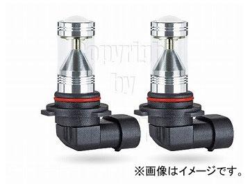 エムイーコーポレーション MAX Super Vision ハイパーLEDフォグライトバルブ Ver.II HB4 12V 6000k クリスタルホワイト 品番:225584