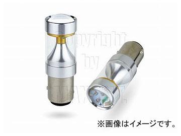 エムイーコーポレーション MAX Super Vision ハイパーLED S25バルブ Ver.II 6LED(SMD)12V テール・ストップライト用 レッド 品番:225346