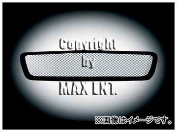 エムイーコーポレーション ZONE マークレススポーツメッシュグリル ブラック 品番:239911 ボルボ V50 2004年~