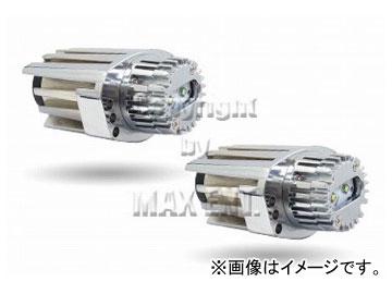 エムイーコーポレーション ZONE BMW ヘッドライトリングカラー交換用LEDバルブ 10W 7000k デイライト機能対応 品番:199933 BMW E90/E91 3シリーズ