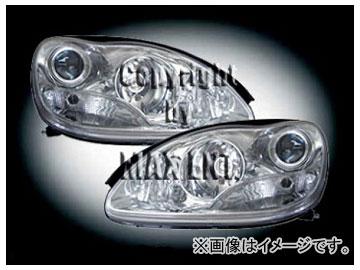 エムイーコーポレーション ZONE キセノンヘッドライト '03-ルック タイプ-1 品番:290923 メルセデス・ベンツ W220 ~2002年