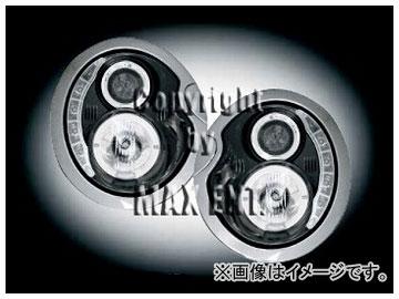 エムイーコーポレーション ZONE ツインキセノンヘッドライト LEDデーライトルック 品番:291361 ミニ R50 R#16 ~2006年