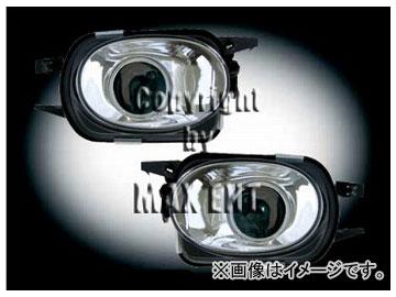 エムイーコーポレーション ZONE フォグライトセット キセノン タイプ-1 品番:234683 メルセデス・ベンツ W203 AMG ~2004年
