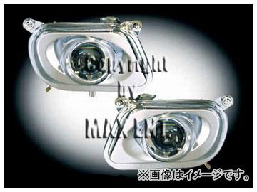 エムイーコーポレーション ZONE フォグライトセット キセノン タイプ-2 品番:233201 メルセデス・ベンツ W210 ~1999年