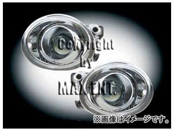 エムイーコーポレーション ZONE フォグライトセット 25Wキセノン タイプ-1 クロム 品番:231014 BMW E39 M5/Mスポーツ