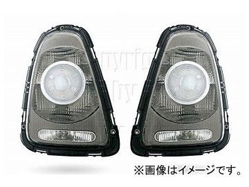 エムイーコーポレーション ZONE テールレンズ Type-1 品番:211660 ミニ R56/R57 MF16