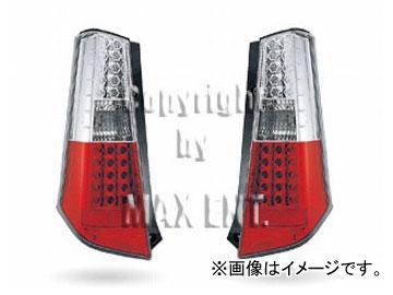 エムイーコーポレーション ZONE LEDテールレンズ クリアー/レッド タイプ-1 品番:219006 スズキ ワゴンR MH23S 2008年~2012年