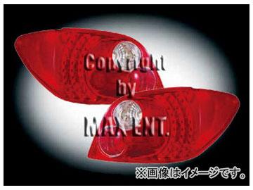 エムイーコーポレーション ZONE LEDテールレンズ レッド/クリアー/レッド タイプ-8 品番:211460 プジョー 307 3/5ドア