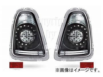 エムイーコーポレーション ZONE LEDテールレンズ Type-2 品番:211668 ミニ R56 MF16 2007年~
