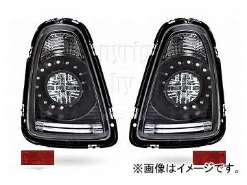 エムイーコーポレーション ZONE LEDテールレンズ Type-2 品番:211669 ミニ R56 MF16 2007年~