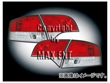 エムイーコーポレーション ZONE LEDテールレンズ Type-2 品番:211525 アウディ A4 8E/B7 ワゴン 2005年~