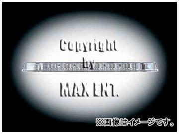 エムイーコーポレーション ZONE LEDハイマウントストップライト クリアー/クロム タイプ-1 品番:211061 アルファロメオ 147