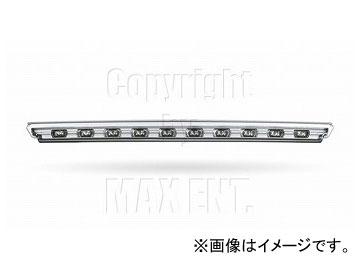 エムイーコーポレーション ZONE LEDハイマウントストップライト クリアー/シルバー タイプ-1 品番:211063 フォルクスワーゲン シロッコ 13C 2009年~