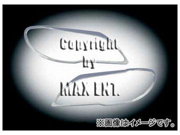 エムイーコーポレーション ZONE クロムヘッドライトトリム 品番:241968 BMW E66 7シリーズ ロング 2006年~