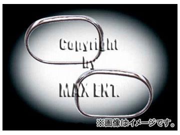 エムイーコーポレーション ZONE クロムドアミラートリム 品番:241192 メルセデス・ベンツ W163 Mクラス ~2001年