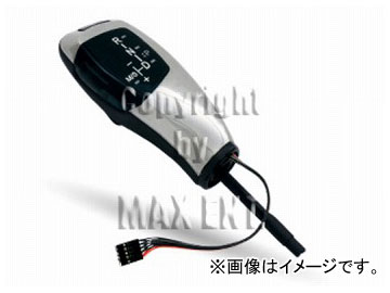 エムイーコーポレーション ZONE BMW F-スタイル シフトノブ LED-イルミネーション付 品番:282097 BMW E46 3シリーズ LHD 2001年~2005年