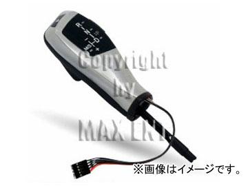 エムイーコーポレーション ZONE BMW F-スタイル シフトノブ LED-イルミネーション付 品番:282080 BMW E83 X3 RHD 2006年~2011年