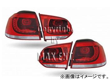 エムイーコーポレーション OE Parts VW ドイツ本国純正オプション Golf6 '09-13 R-デザインLEDテール 品番:210912 フォルクスワーゲン ゴルフ6 STI/GTI/R