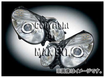 エムイーコーポレーション OE Parts Bi-キセノンヘッドライト 品番:230263 メルセデス・ベンツ W211