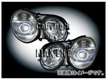 エムイーコーポレーション OE Parts Bi-キセノンヘッドライト '03-ルック 品番:230271 メルセデス・ベンツ W215 CL