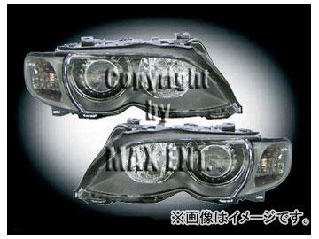 エムイーコーポレーション OE Parts キセノンヘッドライト チタン 純正 品番:230281 BMW E46 セダン 2002年~2004年
